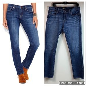 Lucky Brand Sweet-n-Straight stretch jeans